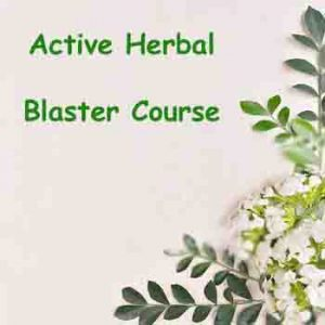 Blaster Course- Active Herbal - Herbal Medicine Online